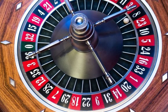 roulette wheel digital