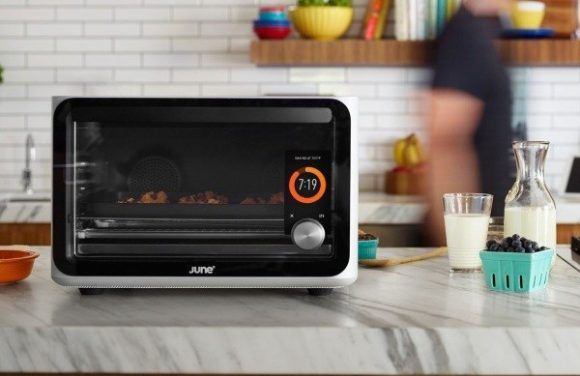 Post image for June Oven – The Smart Oven for the Smart Cook