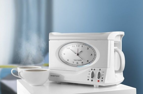 Post image for Teasmade Alarm Clock