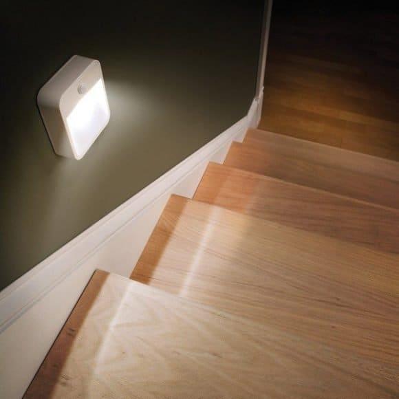 Post image for Battery Powered Motion Sensing Nightlight