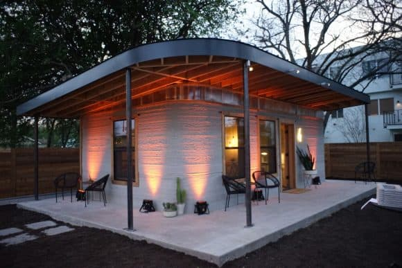 Post image for ICON 3D-Printed Home For $10K or Less