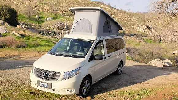 Post image for Mercedes-Benz Metris Terra Camper Edition by Sportsmobile