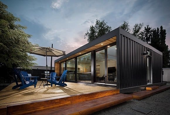 Post image for Affordable Home Options – Shipping Container Homes!