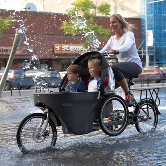 Post image for WIKE Salamander Stroller and Bicycle