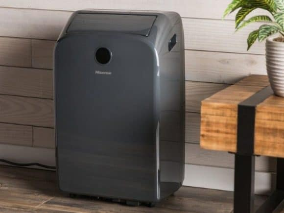 Post image for Hi-Smart Portable Air Conditioner by Hisense