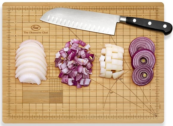 Post image for Obsessive Chef Cutting Board – Presentation Is Everything!