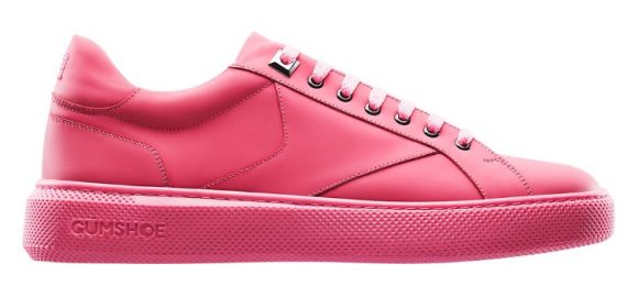 Post image for Gumshoe – Stylish Sneaker Made with Recycled Chewing Gum