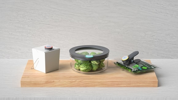 Post image for Smarterware – World's First Smart Food Storage System