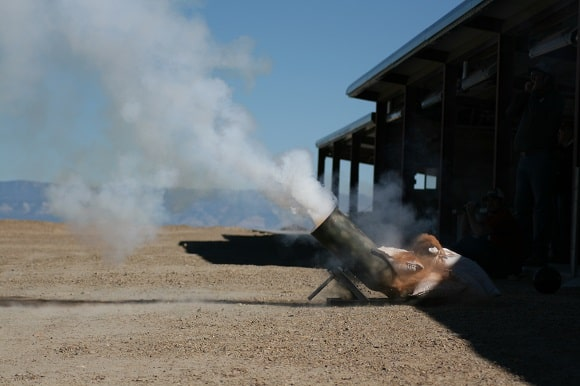 Post image for Blow Some Steam with the Bowling Ball Mortar
