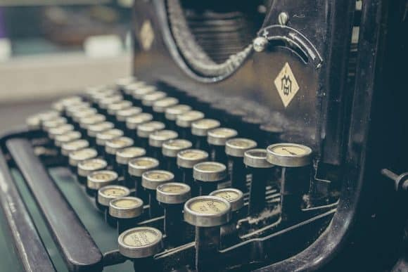 Post image for The History Of The Typewriter