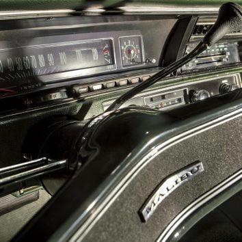 old car radio