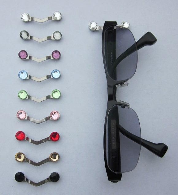 Post image for Readerest Magnetic Eyeglass Holder