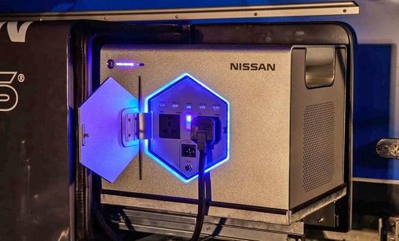 Post image for Nissan Roam – Using Old Leaf Batteries for a Camper
