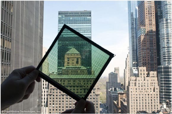 Post image for SolarWindow – An Electricity-Generating Flexible Glass