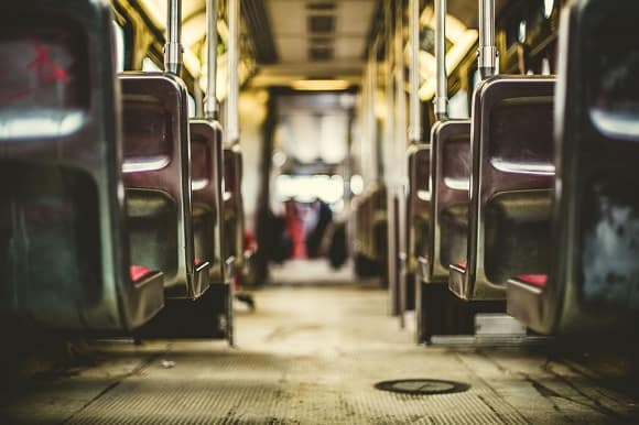 Post image for Auto Futures' First Electric Autonomous Bus