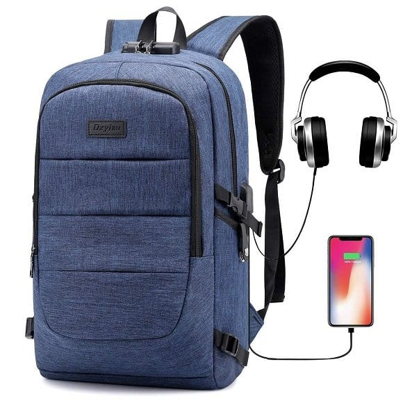 Post image for Backpacks That Charge Your Phone