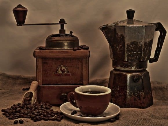 Post image for The best manual coffee grinder is waiting