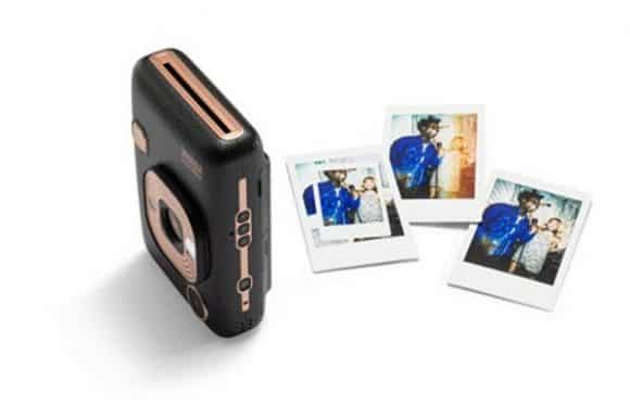 Post image for Instax Mini LiPlay – A Paper Photo With A Voice Message