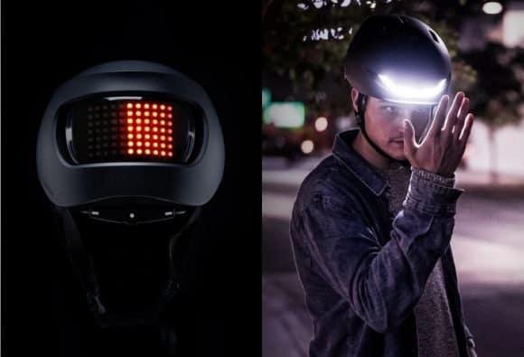Post image for Lumos Matrix Helmet – The Smart Helmet