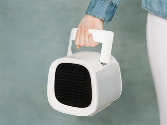Post image for Eva Chill EV-500- Portable Tabletop Air Conditioner