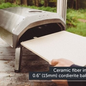 Ooni Karu Portable Wood Fired Pizza Oven