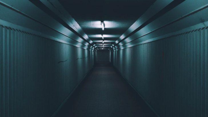 escape room tunnel