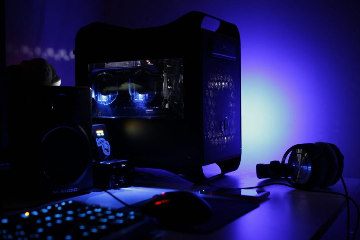 pc gaming rig