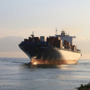 cargo ship cyber security