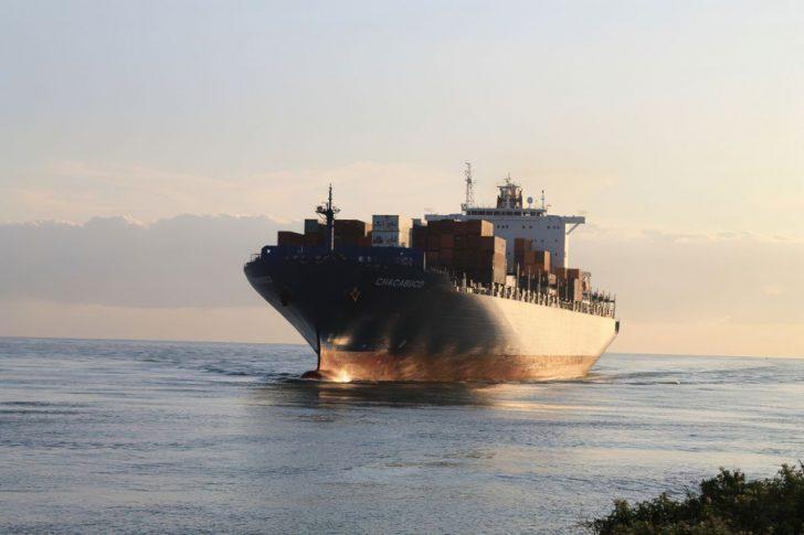 cargo ship cyber security