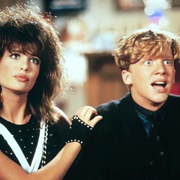 geek genius in weird science