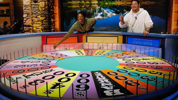 giant wheel of fortune