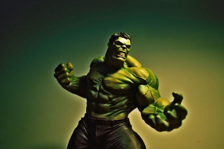 marvel the hulk
