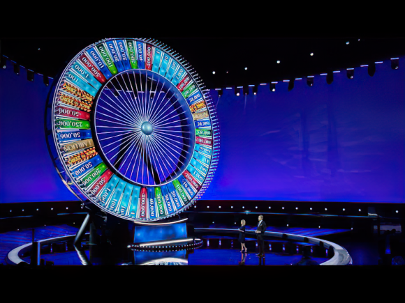 massive wheel of fortune