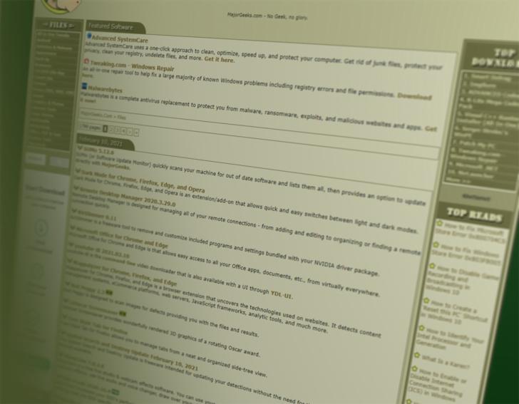 major geek website