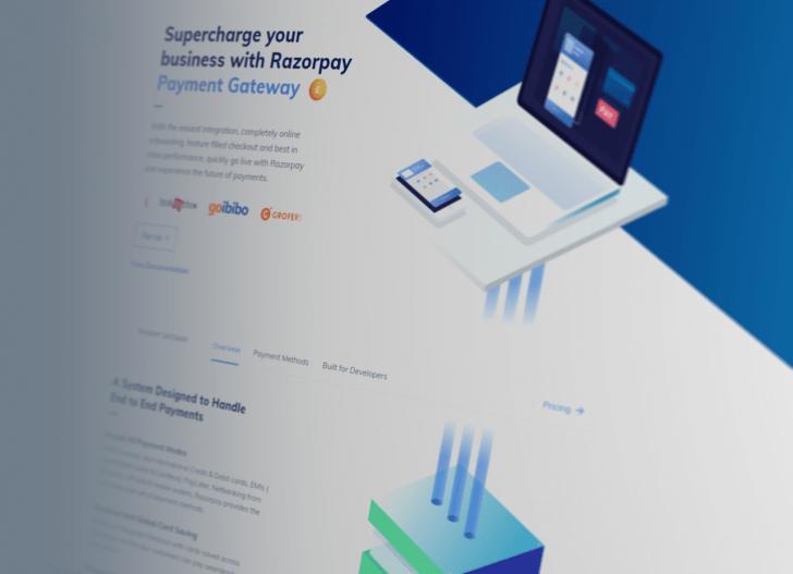 razorpay website