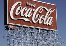 old coca cola logo