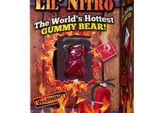 world's hottest gummy bear
