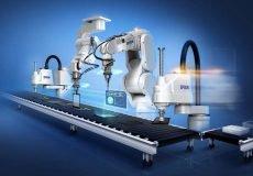 epson scara robots