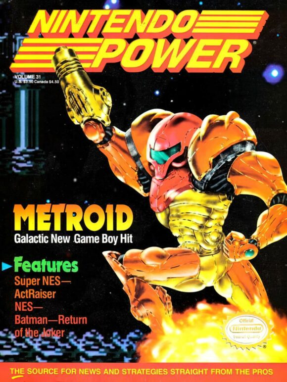 nintendo power posters are all the rage
