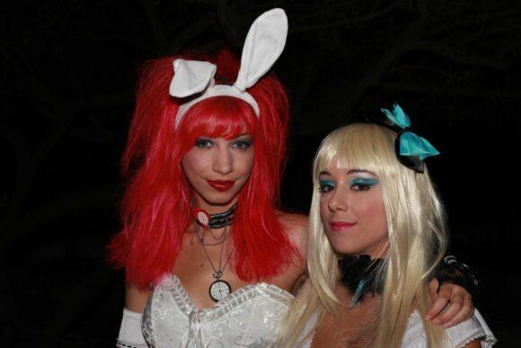 crazy cosplay girls
