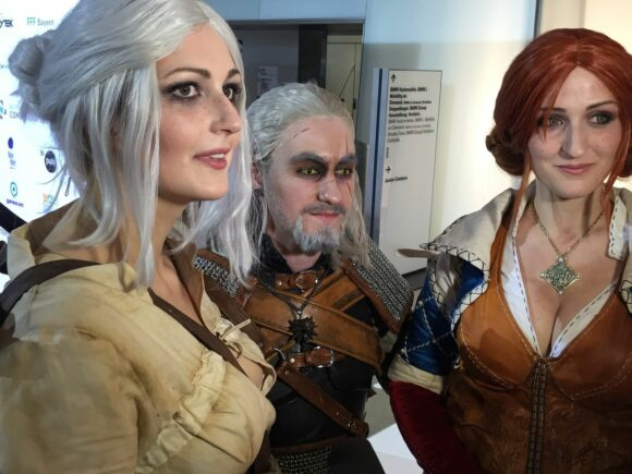 witcher cosplayers